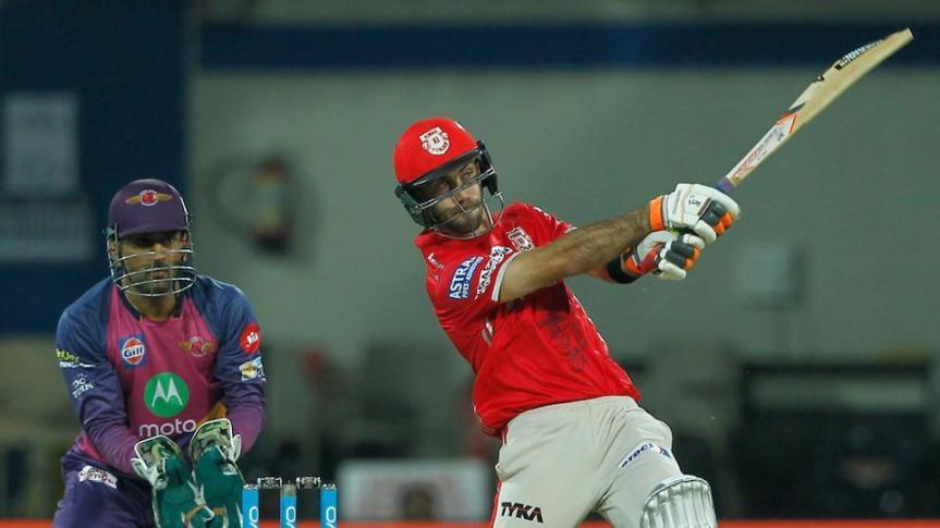Glenn Maxwell | Cricket Betting Online India